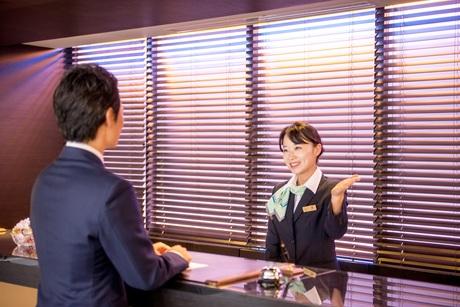 【未経験者OK】憧れのホテルフロントスタッフのお仕事